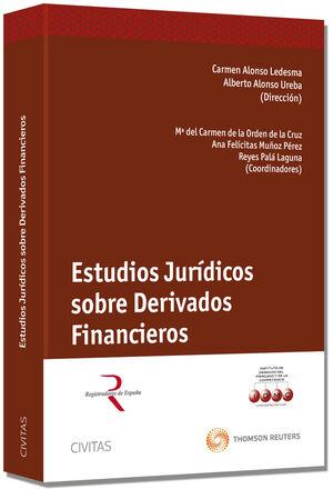 ESTUDIOS JURÍDICOS SOBRE DERIVADOS FINANCIEROS