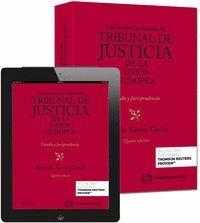 LAS SENTENCIAS BÁSICAS DEL TRIBUNAL DE JUSTICIA DE LA UNIÓN EUROPEA (PAPEL + E-BOOK)