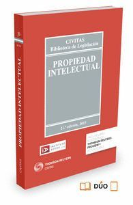 PROPIEDAD INTELECTUAL (PAPEL + E-BOOK)