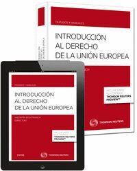 INTRODUCCIÓN AL DERECHO DE LA UNIÓN EUROPEA (PAPEL + E-BOOK)