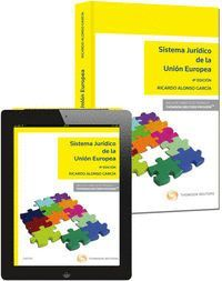 SISTEMA JURDICO DE LA UNIÓN EUROPEA (PAPEL + E-BOOK)