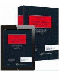 ESTUDIOS JURDICOS SOBRE LA ACCIÓN (PAPEL + E-BOOK)