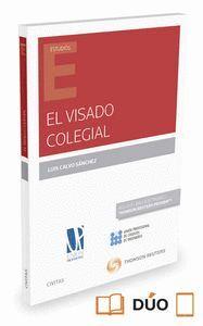 EL VISADO COLEGIAL (PAPEL + E-BOOK)