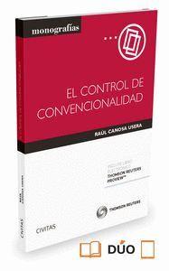 EL CONTROL DE CONVENCIONALIDAD (PAPEL + E-BOOK)