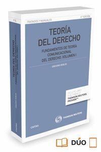 TEORA DEL DERECHO (VOLUMEN I) (PAPEL + E-BOOK) FUNDAMENTOS DE TEORA COMUNICACIONAL DEL DERECHO.
