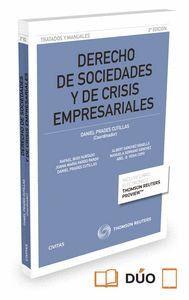 DERECHO DE SOCIEDADES Y DE CRISIS EMPRESARIALES (PAPEL + E-BOOK)