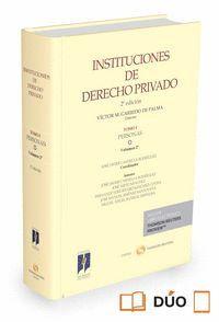 INSTITUCIONES DE DERECHO PRIVADO. TOMO I PERSONAS. VOLUMEN 2º (PAPEL + E-BOOK)