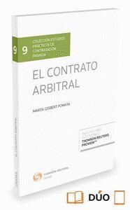EL CONTRATO ARBITRAL (PAPEL + E-BOOK)