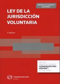 LEY DE LA JURISDICCI�N VOLUNTARIA (PAPEL + E-BOOK)