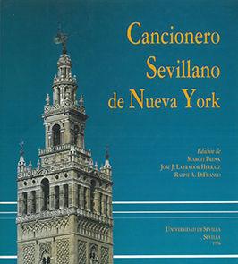 EL CANCIONERO SEVILLANO DE NUEVA YORK