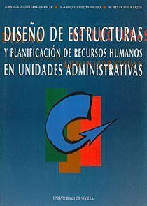 DISEÑO DE ESTRUCTURAS Y PLANIFICACIÓN DE RECURSOS HUMANOS EN UNIDADES ADMINISTRATIVAS