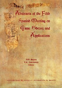 ABSTRACTS OF THE FIFTH SPANISH WEETING ON FAME THEORY AND APPLICATIONS