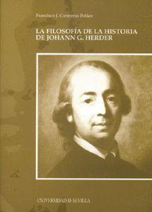 LA FILOSOFÍA DE LA HISTORIA DE JOHANN G. HERDER