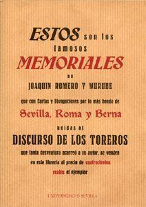 MEMORIALES Y DIVAGACIONES