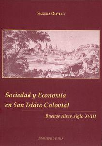 SOCIEDAD Y ECONOMÍA EN SAN ISIDRO COLONIAL