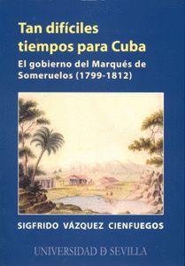 TAN DIFÍCILES TIEMPOS PARA CUBA.