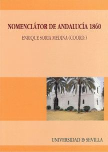 NOMENCLÁTOR DE ANDALUCÍA 1860