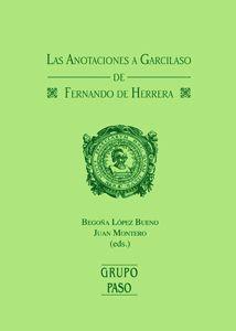 LAS ANOTACIONES A GARCILASO DE FERANDO DE HERRERA