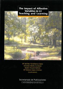 THE IMPACT OF AFFECTIVE VARIABLES IN L2 TEACHING AND LEARNING