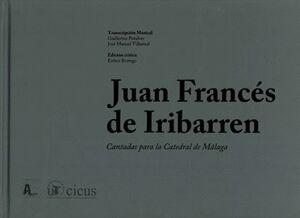 JUAN FRANCÉS DE IRIBARREN.