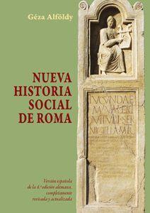 NUEVA HISTORIA SOCIAL DE ROMA