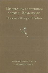 MISCELÁNEA DE ESTUDIOS SOBRE EL ROMANCERO