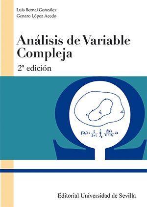 ANÁLISIS DE VARIABLE COMPLEJA (2ª EDICIÓN)