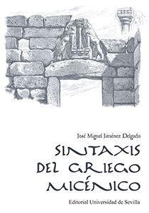 SINTAXIS DEL GRIEGO MICÉNICO