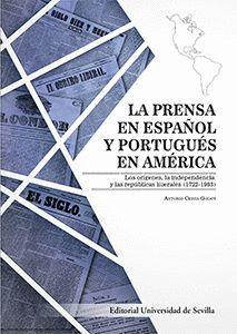 LA PRENSA EN ESPAÑOL Y PORTUGUÉS EN AMÉRICA