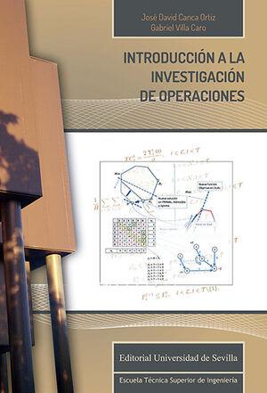 INTRODUCCIÓN A LA INVESTIGACIÓN DE OPERACIONES
