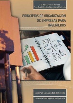 PRINCIPIOS DE ORGANIZACIÓN DE EMPRESAS PARA INGENIEROS