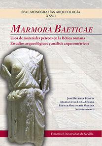 MARMORA BAETICAE