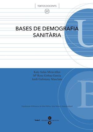 BASES DE DEMOGRAFIA SANITÀRIA