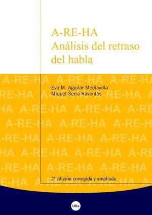 A-RE-HA. ANÁLISIS DEL RETRASO DEL HABLA
