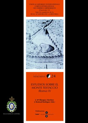 ESTUDIOS SOBRE EL MONTE TESTACCIO IV: ROMA