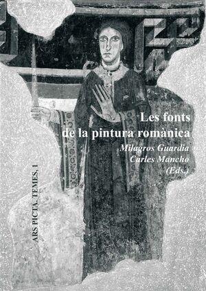 LES FONTS DE LA PINTURA ROMÀNICA (LLIBRE+DVD)