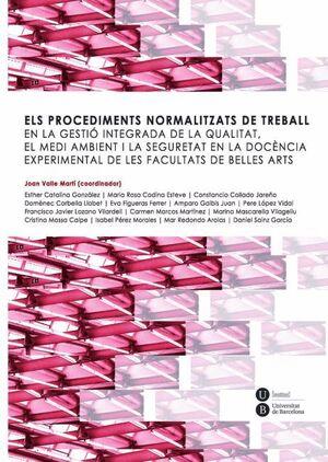 ELS PROCEDIMENTS NORMALITZATS DE TREBALL