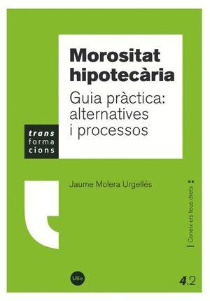 MOROSITAT HIPOTECÀRIA. GUIA PRÀCTICA: ALTERNATIVES I PROCESSOS