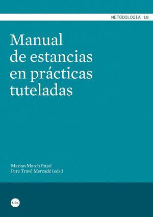 MANUAL DE ESTANCIAS EN PRÁCTICAS TUTELADAS