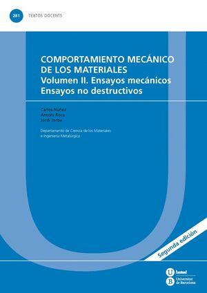 COMPORTAMIENTO MECÁNICO DE LOS MATERIALES