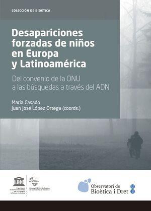 DESAPARICIONES FORZADAS DE NIÑOS EN EUROPA Y LATINOAMÉRICA