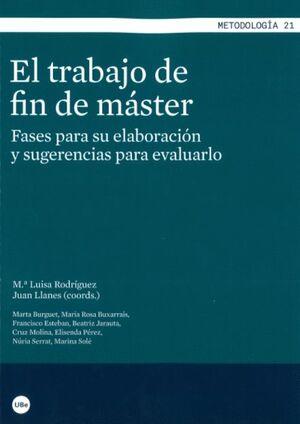 EL TRABAJO DE FIN DE MÁSTER