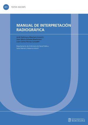 MANUAL DE INTERPRETACIÓN RADIOGRÁFICA