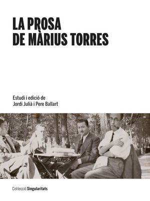 LA PROSA DE MÀRIUS TORRES