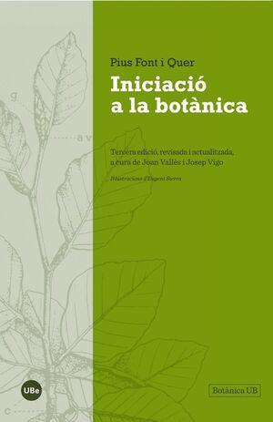 INICIACIÓ A LA BOTÀNICA