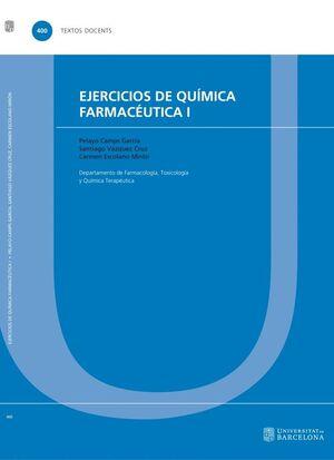 EJERCICIOS DE QUÍMICA FARMACÉUTICA I