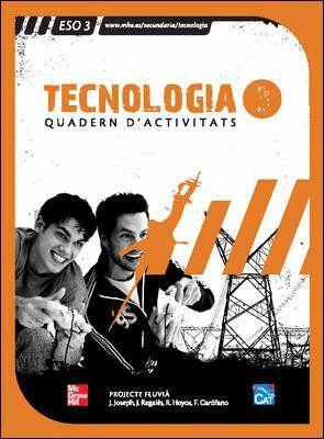 CUTX TECNOLOGIA 3R ESO. QUADERN D´ACTIVITATS