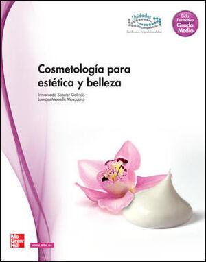 COSMETOLOGIA PARA ESTETICA Y BELLEZA