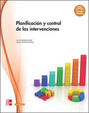 PLANIFICACION Y CONTROL DE INTERVENCIONES