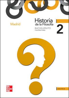 LA - HISTORIA DE LA FILOSOFIA 2 BACH. CENTRO